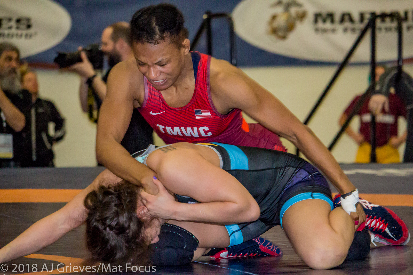 TMWC advances 5 to the finals at the U.S.Open