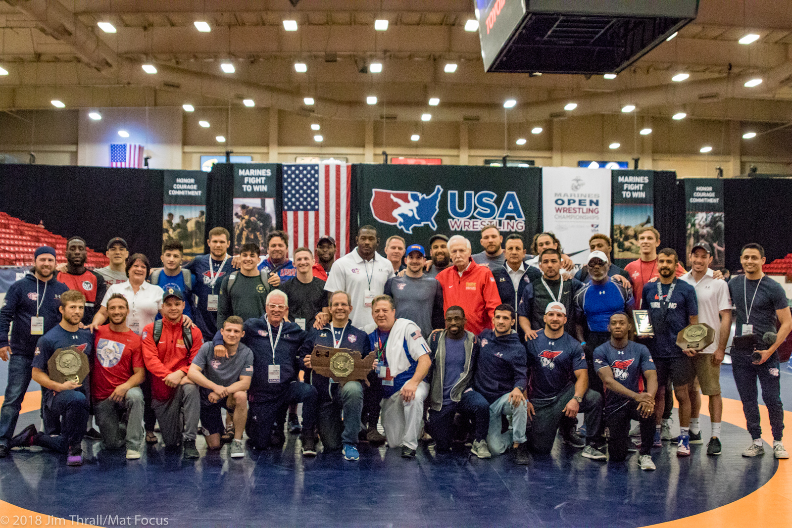 TMWC MEN'S FREESTYLE ARE CROWNED U.S. OPEN CHAMPIONS FOR THE 5TH YEAR IN A ROW
