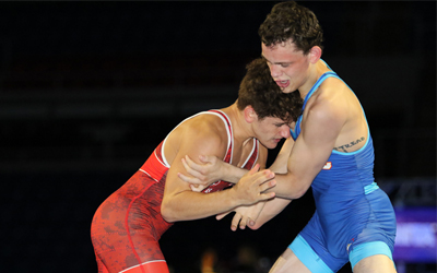 Koontz wins special wrestle off to earn spot on U23 World Team
