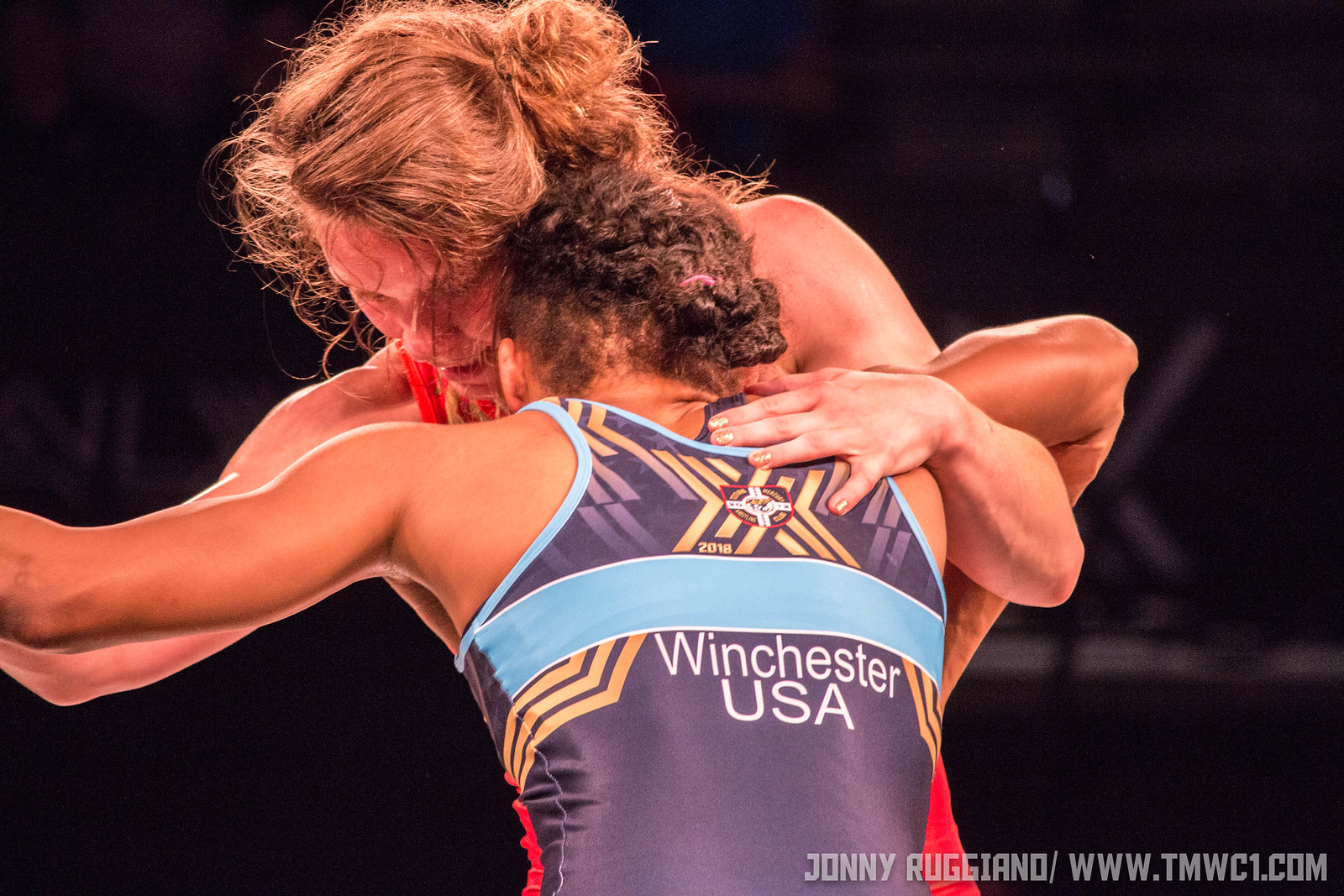 TMWC US Open preview: Women's 55 kg