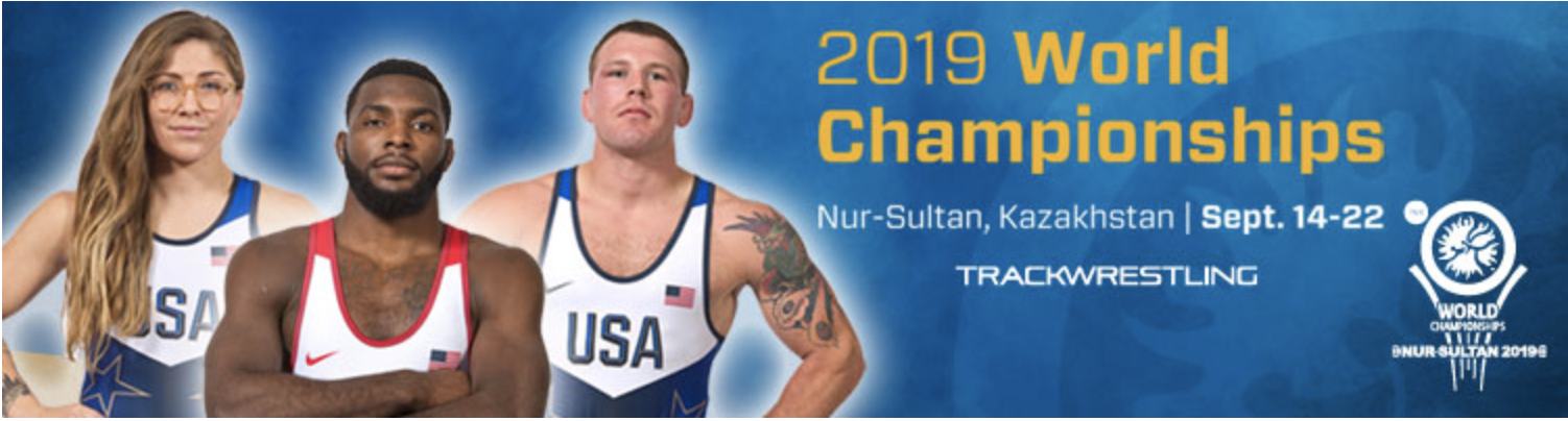 2019 Senior World Championships Special Section
