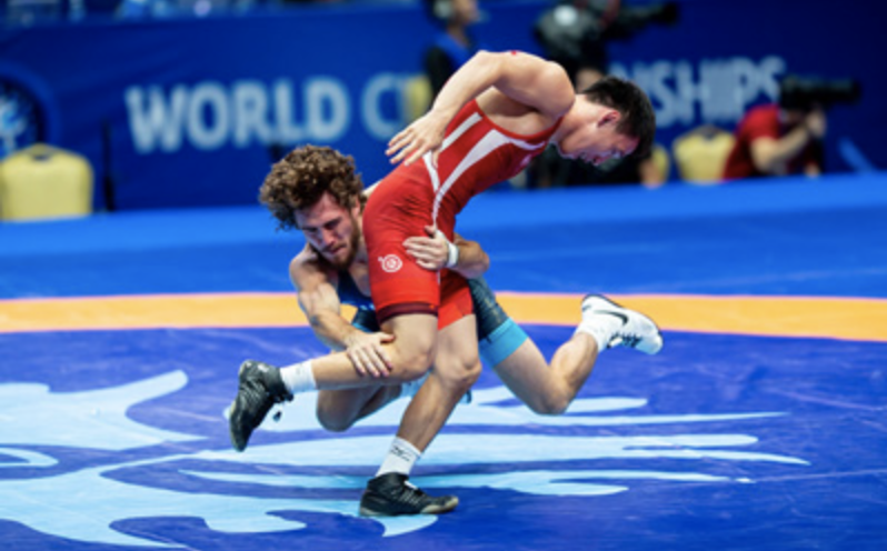 Fix, Retherford drop bouts and are not eligible for repechage in men's freestyle at World Championships