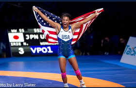 TMWC's Jacarra Winchester wins. 2019 World Championship