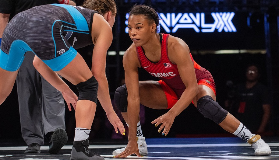TMWC's Winchester and Francis receive draw for start of women's freestyle at World Championships