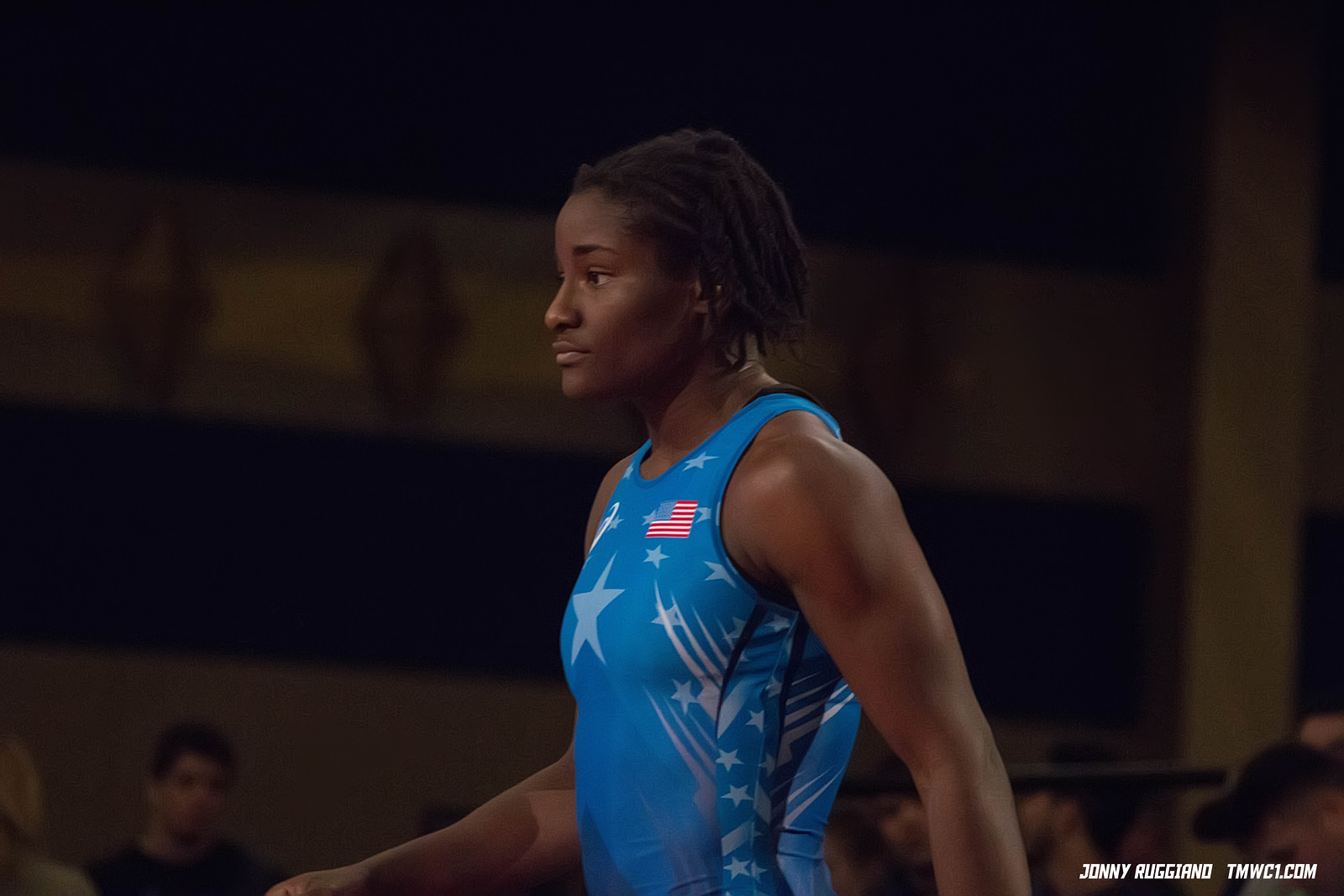 Women Mensah-Stock, Miracle and men Retherford, Fix receive draw for freestyle at World Championships