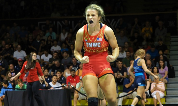 TMWC's Molinari receives draw for the 2019 World Championships